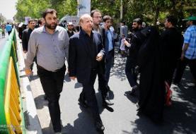 موج تبریک و التماس دعای مقامات به قالیباف در پی ریاست مجلس جدید