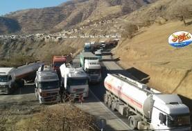 تانکر سوخت، اتوبوس سوخت، دلم سوخت! تانکرهای نفت سیاه اقلیم کردستان عراق: ارابههای مرگ که در کردستان ایران چپ یا منفجر میشوند!
