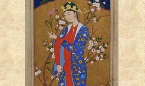 Farzaneh Valai: 1001 Contes et Légendes d'Iran du CCZ, la légende de Nokhodi