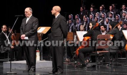 Nouri Choir Group Live in Concert