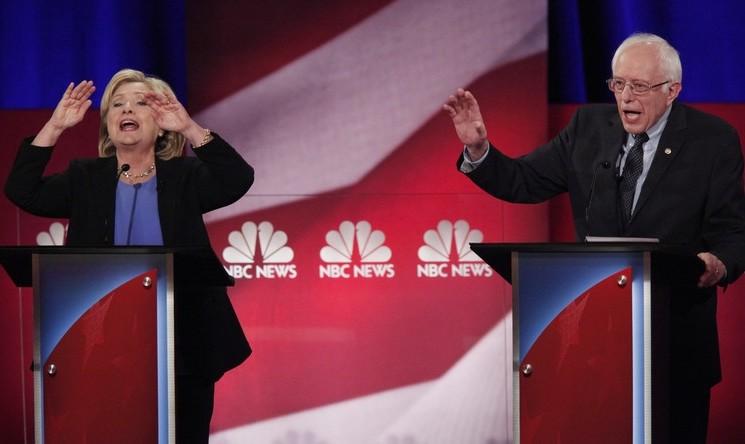 اختلاف اساسی سندرز و کلینتون برسر روابط با ایران، عربستان و ...
