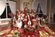 بدون ماسک و فاصله: رقص زیبای بانوی ایرانی در حضور هیئت وزرای ...