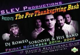 The Pre-Thanksgiving Party in Santa Clara