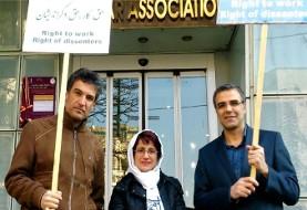 تیغ قاضی صلواتی گریبان رضا خندان و فرهاد میثمی را گرفت: ۶ سال حبس برای اعتراض به حجاب اجباری و همبستگی با ستوده