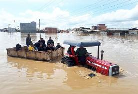 In Pictures and Videos: Unprecedented Floods Paralyze Parts of Iran
