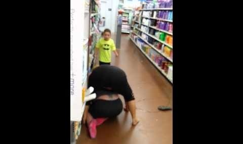 Viral video on violence in Walmart draws Anti-consumerism attention