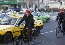 دعوت حناچی از هیات دولت برای پیوستن به پویش «سه شنبه های بدون خودرو»
