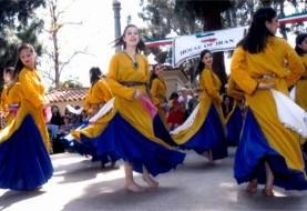جشنواره رقص جاده ابریشم