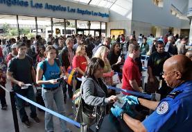 از زمان حمله به تاسیسات نفتی عربستان، آمریکا ناگهان از ورود ۱۲ دانشجوی ایرانی با ویزا هنگام سوار شدن هواپیما  جلوگیری کرد