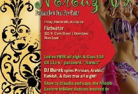 Norouz ۲۰۰۹ - Persian New Year Pre-Party!