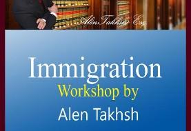 Immigration Workshop at UCSD