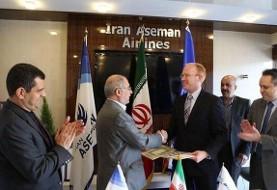 در پی ابهامات در مورد برجام، بویینگ زیر توافقش با ایران زد! تایید تعویق در تحویل هواپیمای ۷۷۷ به ایران