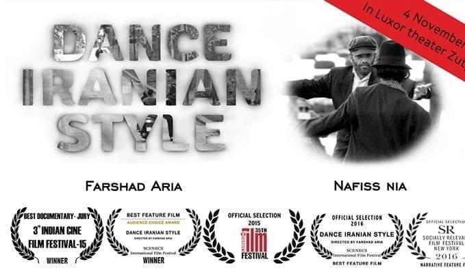 Documentary Film: Dance Iranian Style with Nafiss Nia