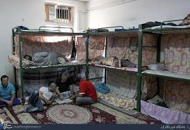 داستان تلخ قدیمی ترین زندانی بدهکار که در آستانه نوروز با کمک خیرین ...