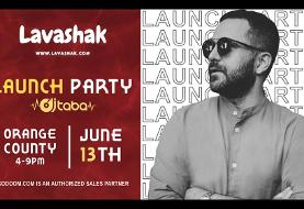 The Official Lavashak Launch Soiree with DJ Taba: Orange County