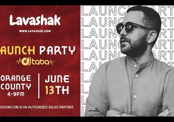 The Official Lavashak Launch Soiree ...