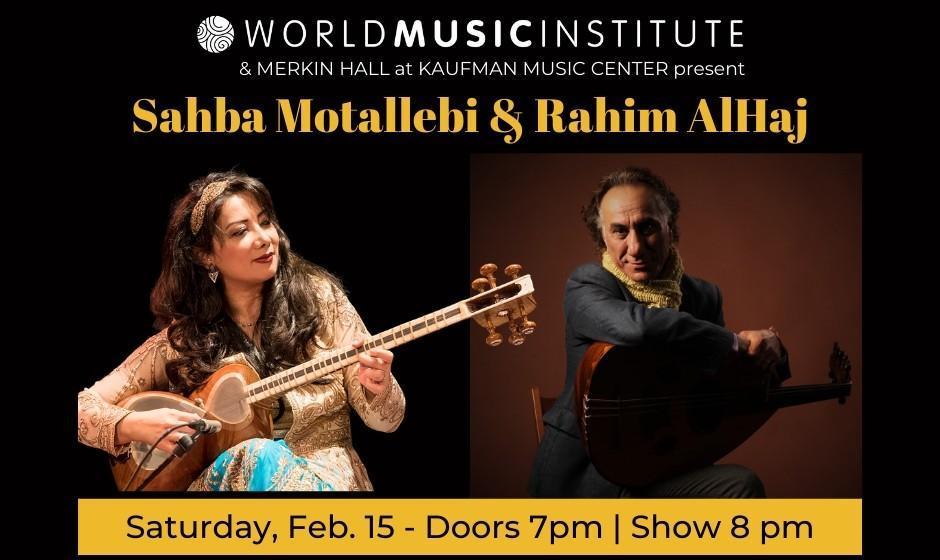 Sahba Motallebi and Rahim AlHaj