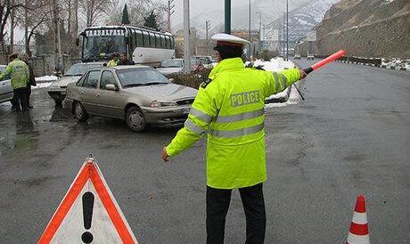 واکنش پلیس به خبر ممنوعیت تردد در نوروز: ورود به استان های شمالی و ۸ شهر دیگر ممنوع است
