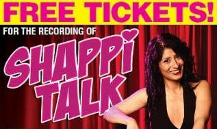 Shappi Khorsandi's Shappi Talk: Recordings for BBC Radio 4