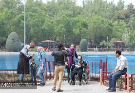 برقگرفتگی نوجوان ۱۴ ساله در پارک لاله