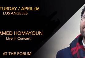 Hamed Homayoun In Concert