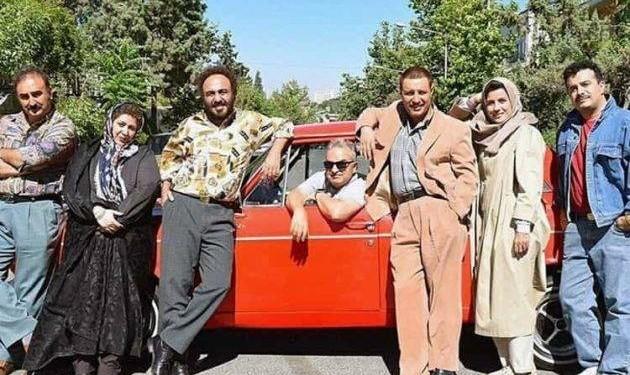 Screening of Iranian Comedy: Hezarpa