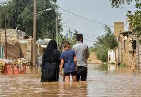 با پر شدن ظرفیت دو سد «کرخه» و «دز» و سرریز شدن آنها، دستور تخلیه ۱۲۴ شهرستان و روستای خوزستان صادر شد