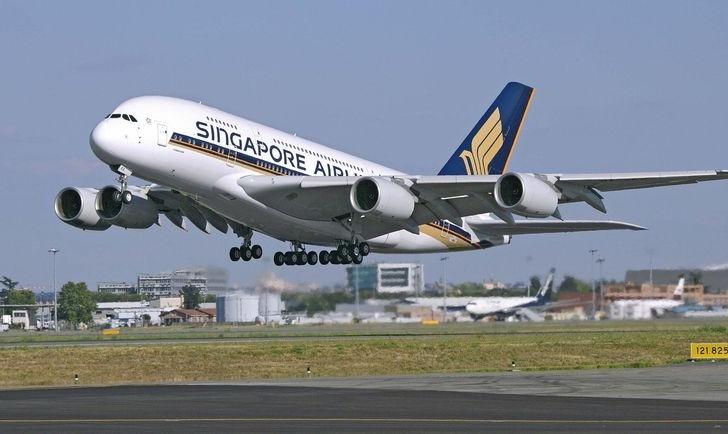 طولانیترین پرواز بدون توقف جهان: ۱۹ ساعت سنگاپوربه نیویورک