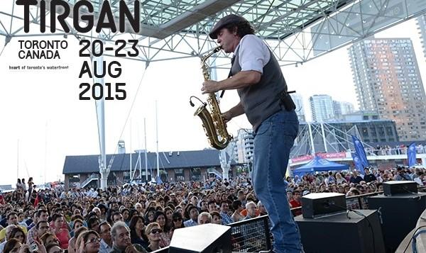 تیرگان، بزرگترین جشنواره فرهنگی هنری ایرانیان در تورونتو