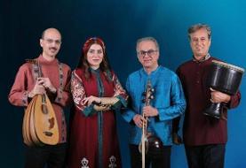 کنسرت موسیقی آفتاب نیمه شب با صدای مهدیه محمد خانی