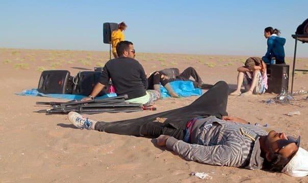 Raving Iran, Film Screening