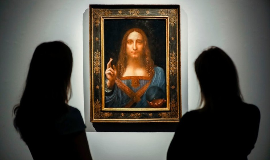 رکورد سالواتور موندی (منجی جهان) داوینچی در نیویورک: کلکسیونر تابلویی را که ۱۰۰۰۰ دلار خریده بود ۴۵۰ میلیون دلار به میلیاردر روس فروخت