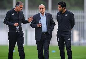 خط و نشان و تهدیدهای جدی تاج علیه اهالی فوتبال: بیانیهنویسی محرومیت دارد!