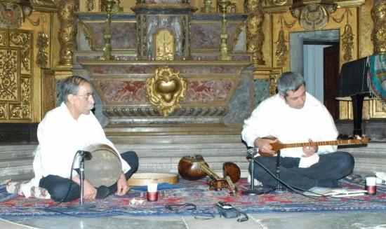 Ostad Chemirani & Shermin Movaffaghi in Concert