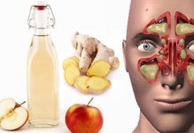 این خوراکی ها سینوزیت را درمان می کنند