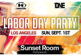 Labor Day Persian Party in Hollywood