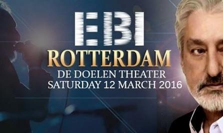 کنسرت ابی در هلند به همراه دی جی امیر قوامی