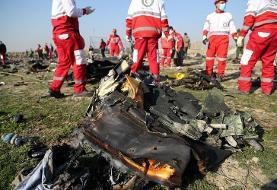 ایران جعبه سیاه هواپیمای اوکراینی را تحویل کشور دیگری نمیدهد