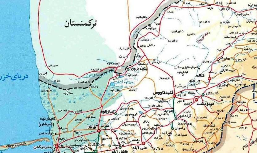 مرزبانان ترکمنستان دو صیاد ایرانی را کشتند