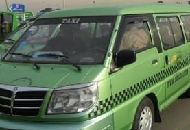 باز تصادف سرویس مدرسه در تهران ۴ مجروح داد