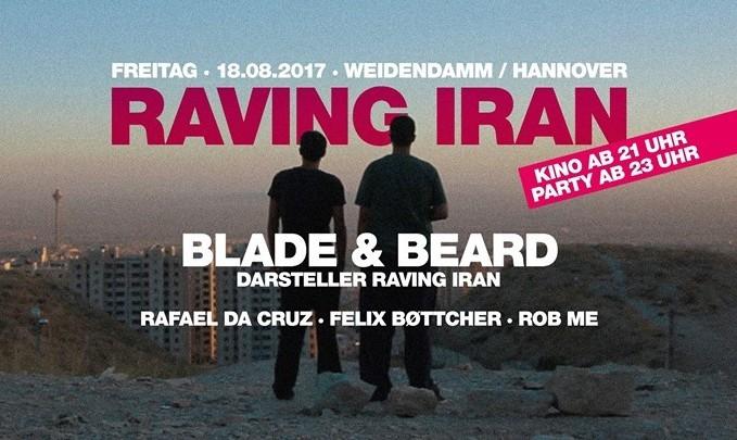 Raving Iran Screening