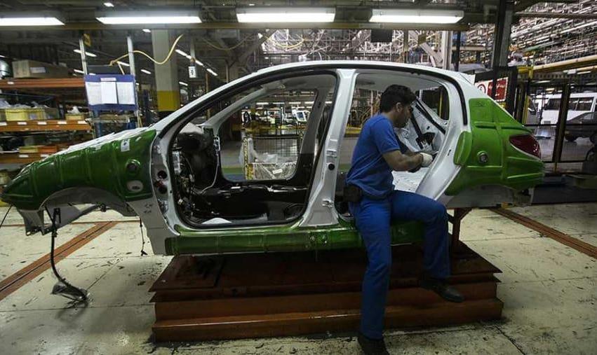 خط تولید پژو ۳۰۱ در ایران بدون حضور فرانسه راهاندازی شد! ۱۵۰ میلیون یورو خسارت از پژو گرفتهایم