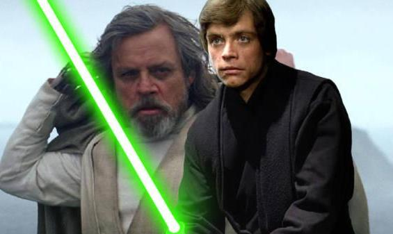 Star Wars' Luke Skywalker, Writing in Persian, and Fox News ...