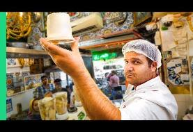 Fresh Street Food in Iran; And What People in Iran are Really Like