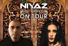 Niyaz concert in Akbank Jazz Festival in Istanbul