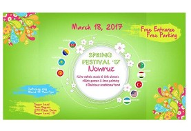Nowruz Spring Food and Music Festival