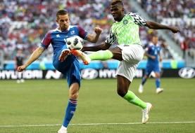 پیروزی مقتدرانه نیجریه بر ایسلند: معادلات در گروه D برای آرژانتین پیچیده شد!