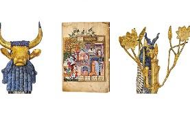 نمایشگاه بی نظیر خاور میانه و ۱۰۰۰۰ سال تمدن بشری، از پارس تا بابل و ...