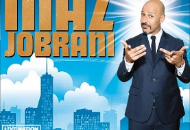 Maz Jobrani at the Nourse Theater