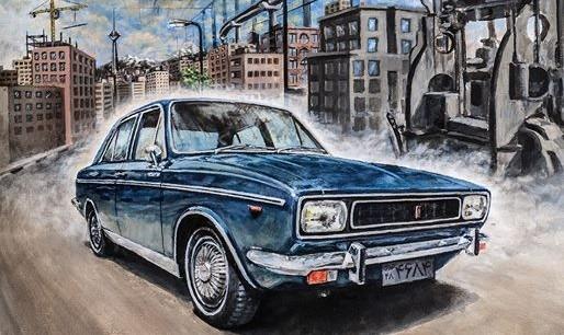 Iran Nu: Shahin Armin, Paykan-bilens spektakulære kulturhistorie